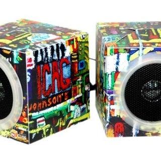 Paper Speakers