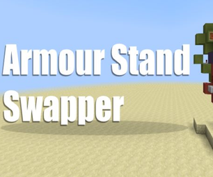 Minecraft :: Armour Stand Swapper [Redstone 1.8]