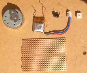 Parts List & Tools Needed