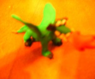 How To: Make a Dragon Out of Clay