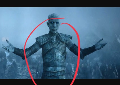DIY White Walker Armour From Game of Thrones