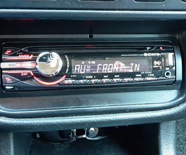 Pimp Your Car's Stereo. Adding Bluetooth to Your Head-unit. ($2,- Project)