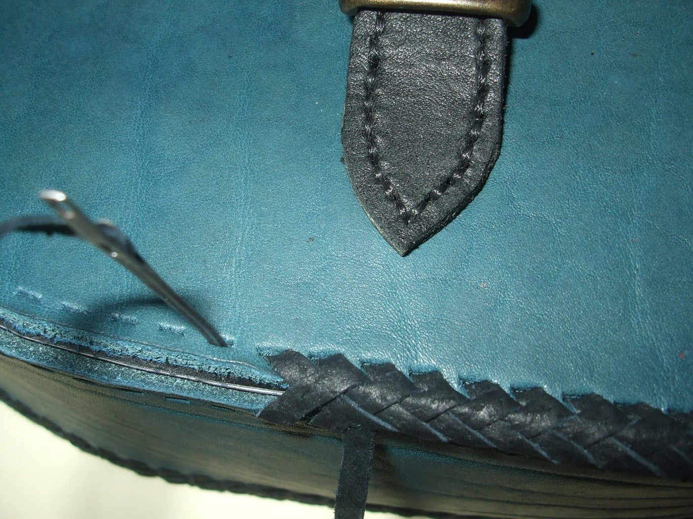Lace Cutting and Lacing