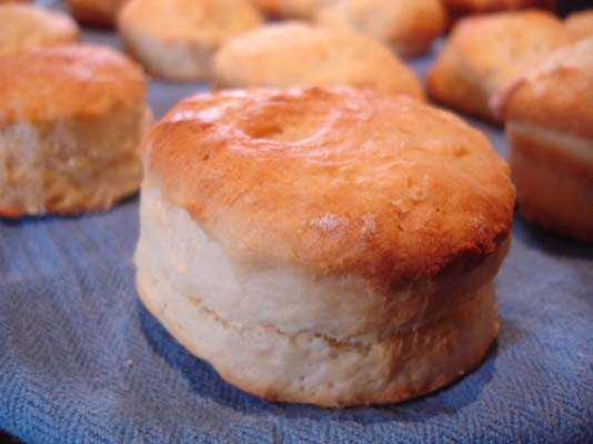 Perfect English Scones
