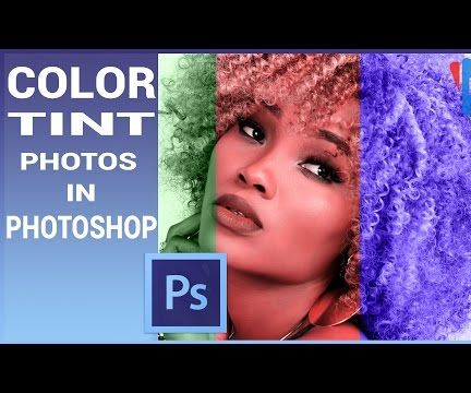 How to Color Tint Photos Using Photoshop