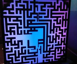Baksa - Interactive Art Installation