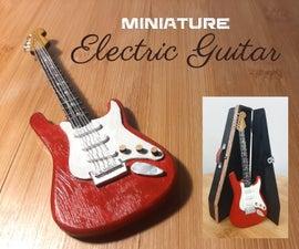 微型电吉他