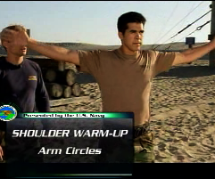 Navy SEAL Workout Series (7 of 10): Sports Flexibility