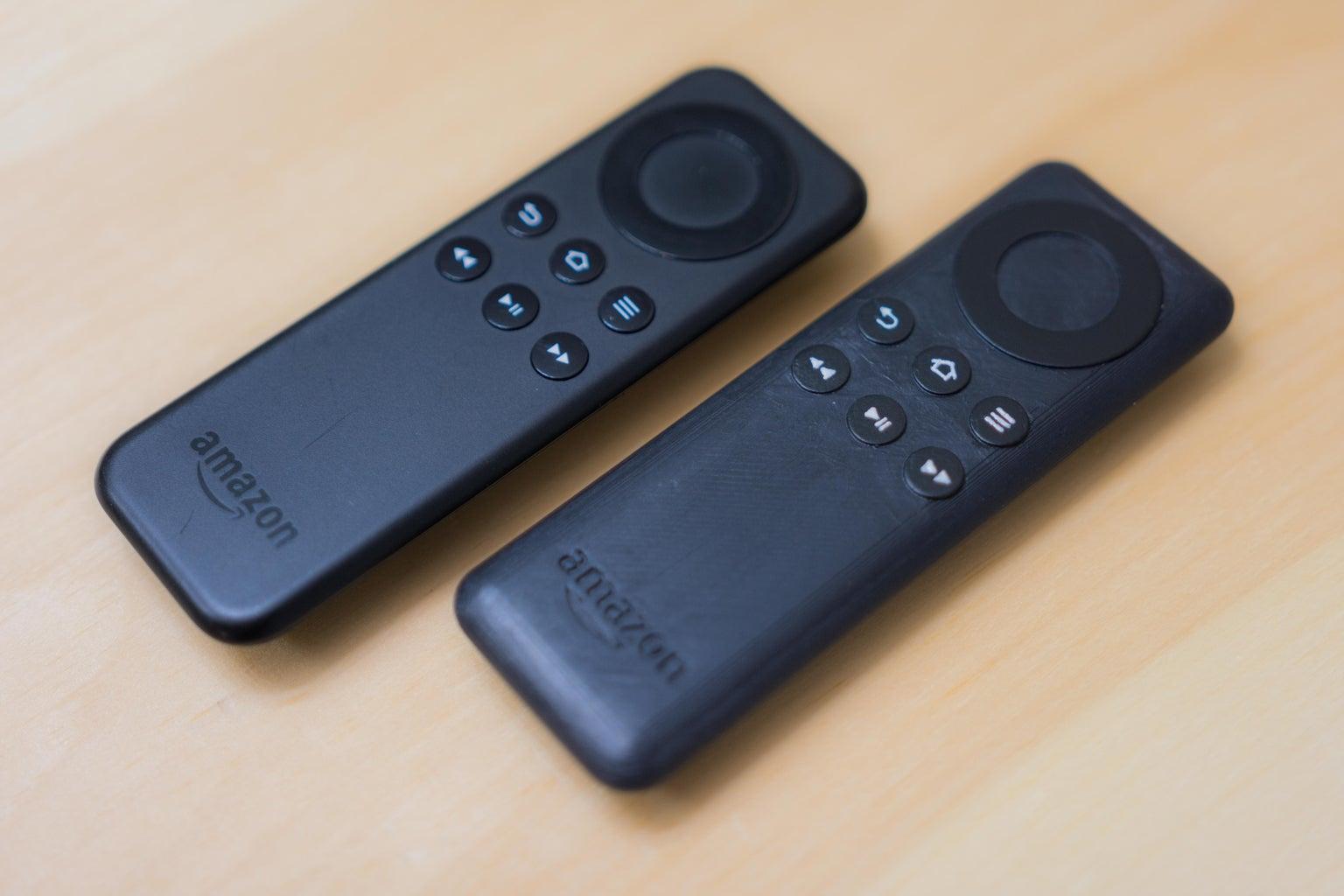 3D Printed Decoy TV Remote
