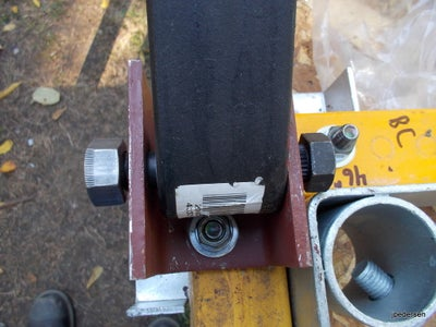 Construction Details Axle and Spring Attachment