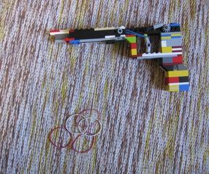 LEGO Single Shoot Gun