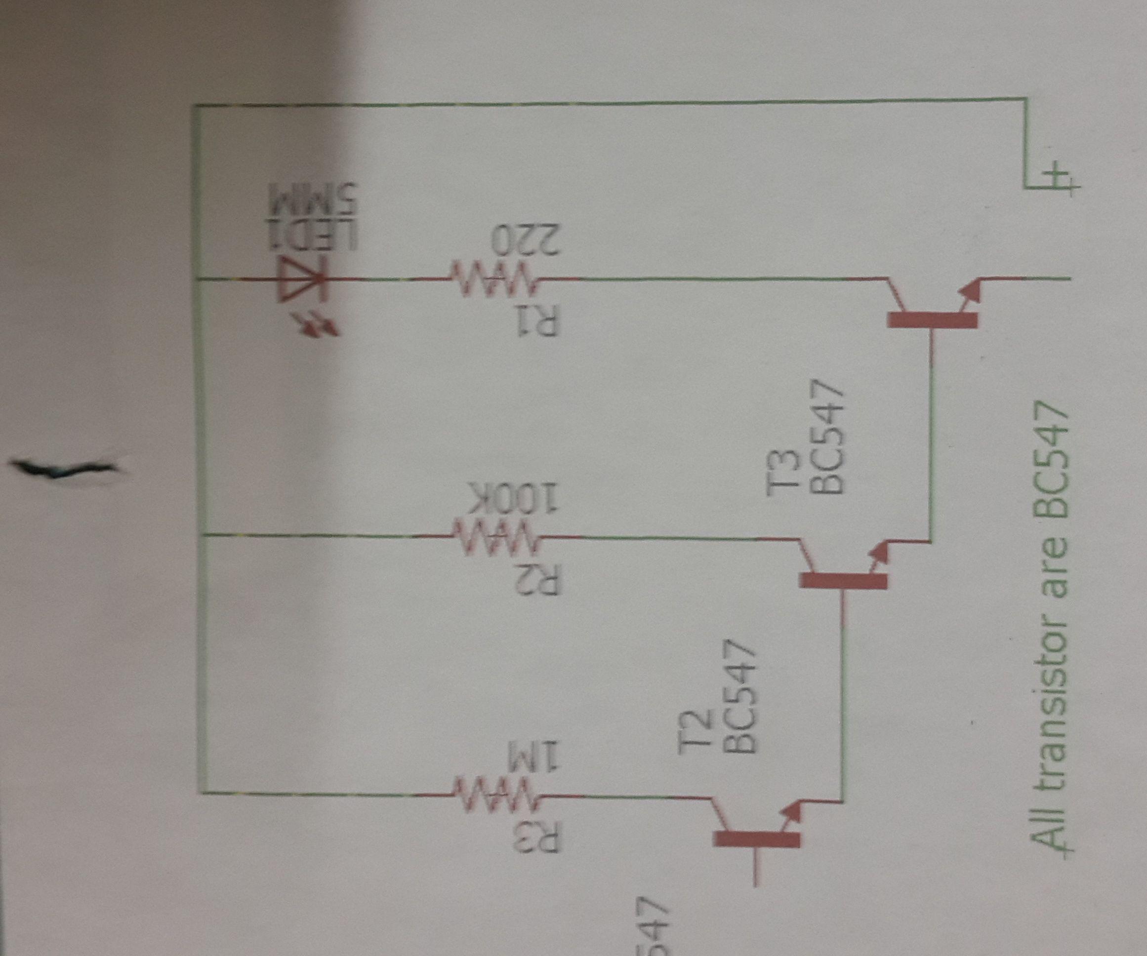 AC Detector Schematic
