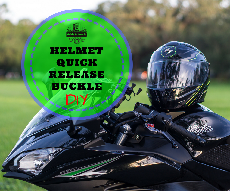 Fastening flap for KED-Helmets