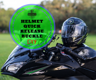 Micrometric Ratcheting Quick Release Buckle for Helmets