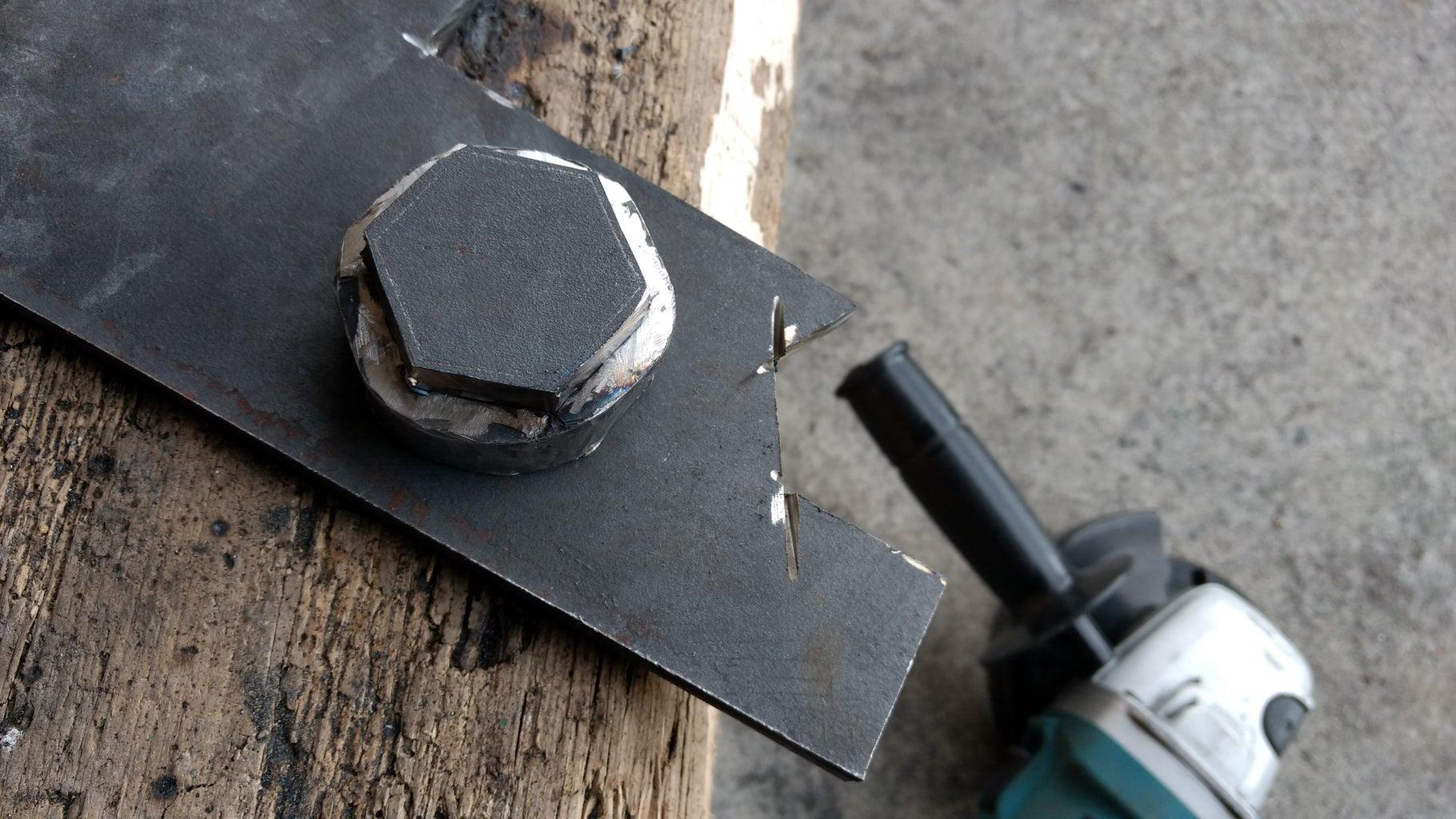 Welding It As a Box Spanner: