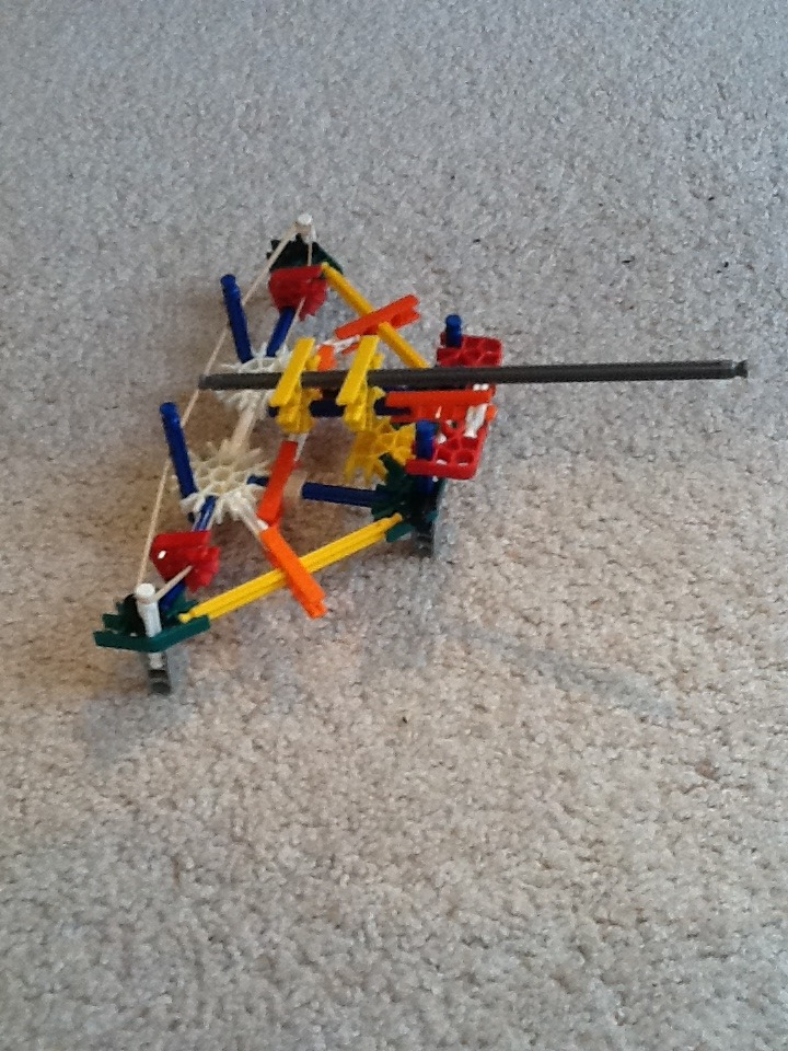 Best K'nex Crossbow