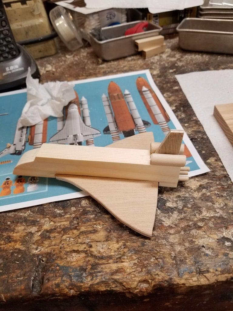 Make the Shuttle