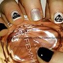 Diamond Nail Art Tutorial | Samantha Beauty
