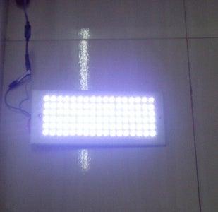 LED Floodlight - Roomlight