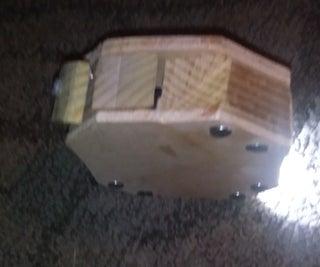 Rebuilt Octagonal Flashlight