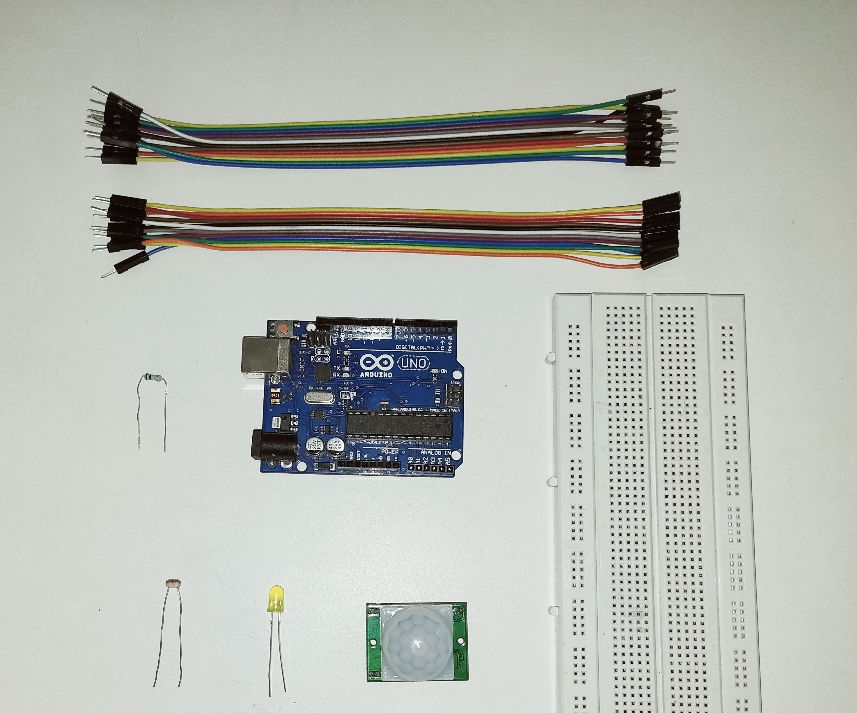 Night Light  (Motion Detecting)(Easy)