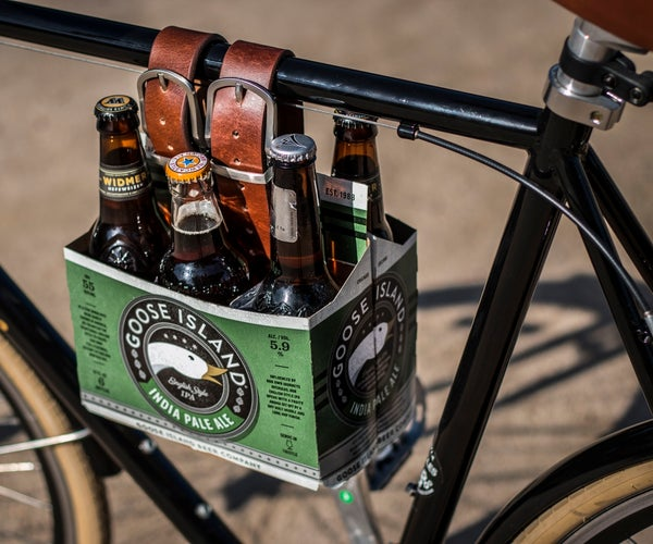6-Pack Beer Holder for Bicycle