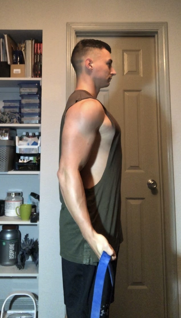 First Muscle Group- Biceps