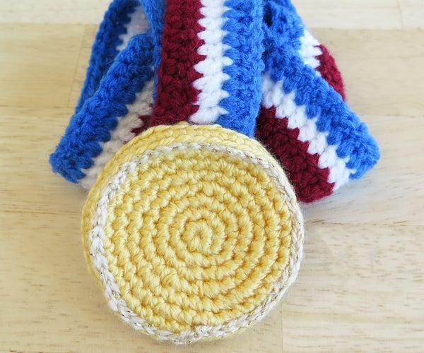 Crochet Medals