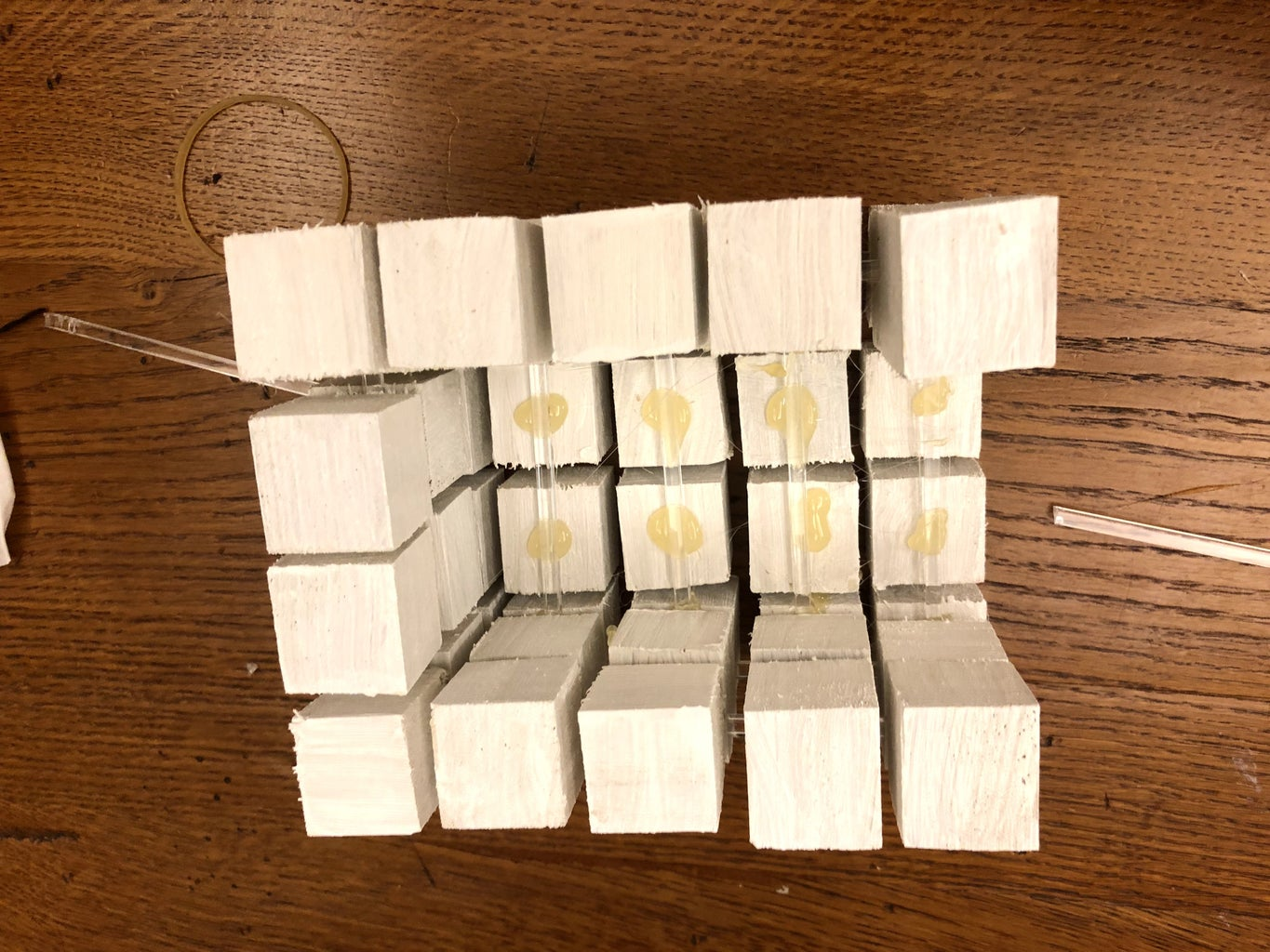 Design of the Cube Structure
