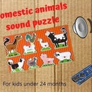 Animals Sound Puzzle for Kids