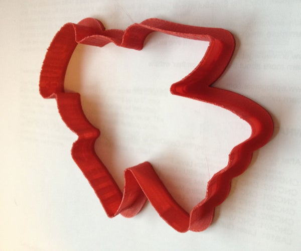 3D Printed Cookie Cutter