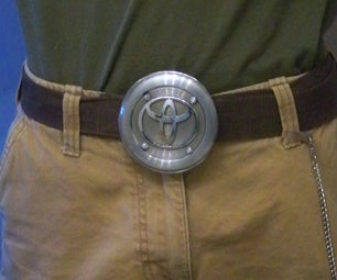 Belt Buckle Cover