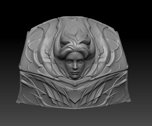 The Engagement Box (from 3DS and ZBrush to Reality)