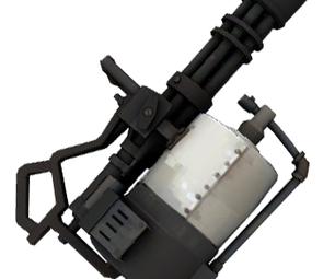 How to Make a Prop Cardboard Mini Gun