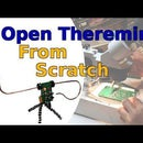 Open Theremin From Scratch: Building a PCB From Open Source Plans