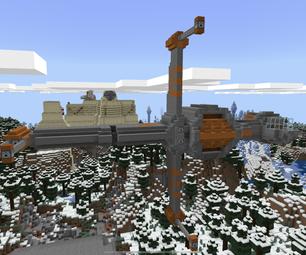 Minecraft - Starwars: the Rebellion