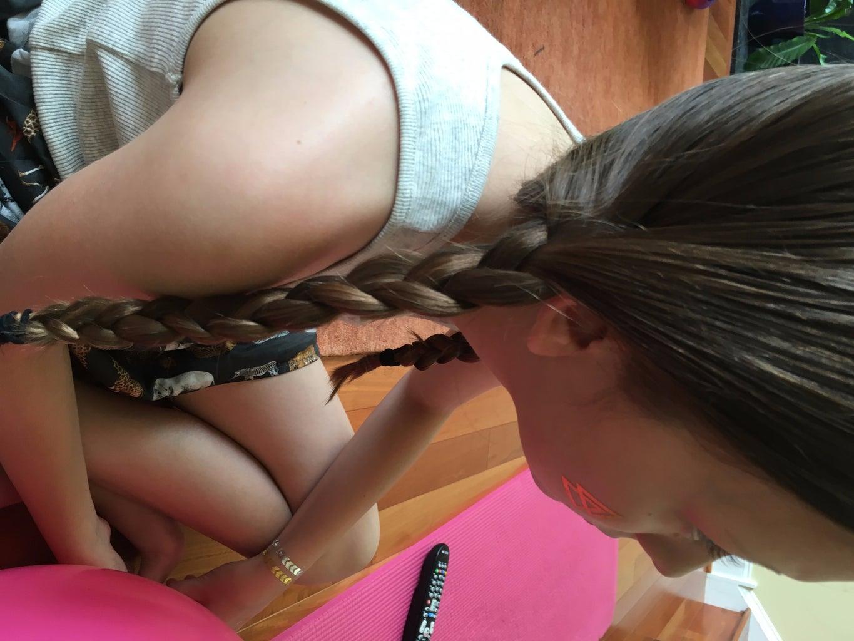 Making the Braids
