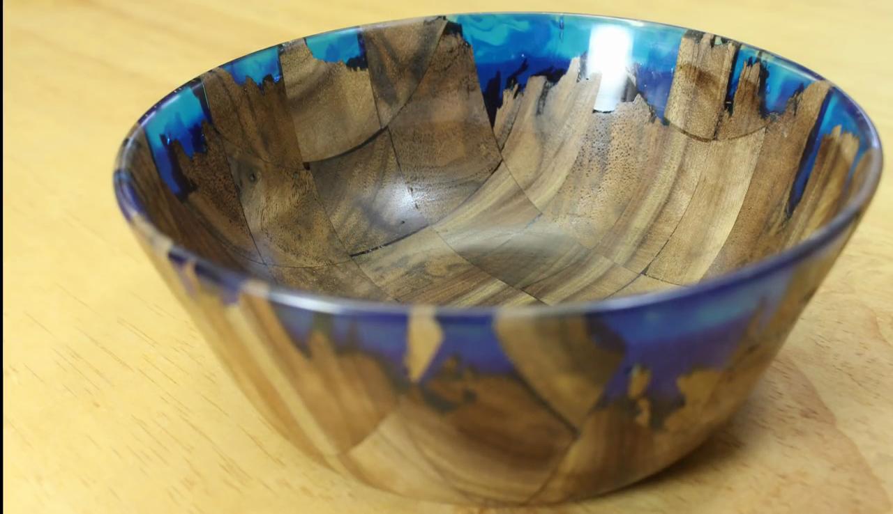 Secret Wood Bowl Diy 5 Steps With Pictures Instructables