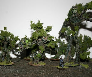 How to Make a Treeman Using a 3D Pen