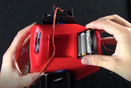 Insert Battery Pack