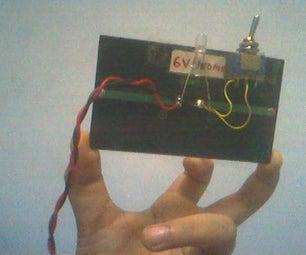 IR Detector and Power Generator