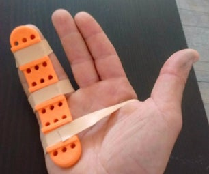 3D Print a Splint