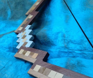 Life Size, Working Minecraft Bow