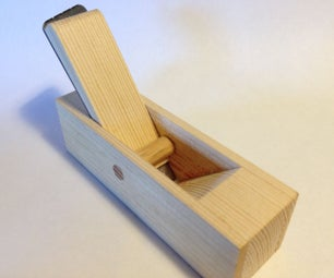 Make a Small Wood Plane