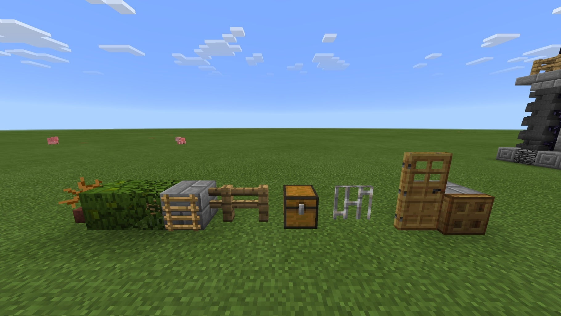 What You Need (Supplies/Bricks)