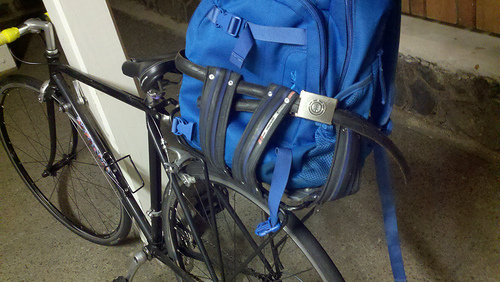 Bicycle Belt Buckle Tire Basket