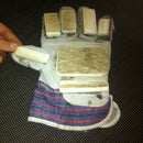 DIY Longboarding Gloves From Household Items