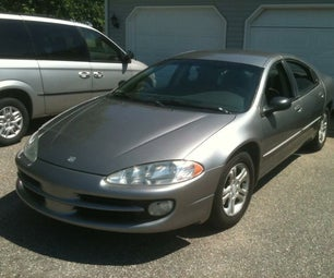 Auxiliary Input for 1998 Dodge Intrepid (and Similar Models)