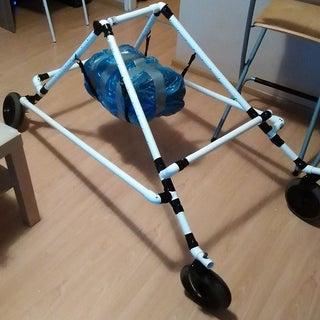 Dog Wheelchair (quad)