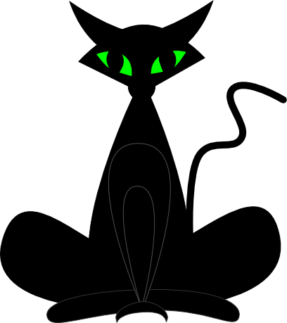 Drawing A Black Cat Using Vectors 27 Steps With Pictures Instructables